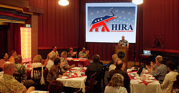 HIRA Organizing Meeting
