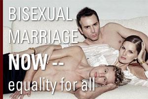 свадьба бисексуалов фотографии