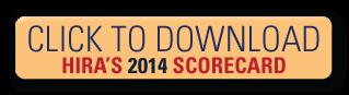HIRA 2014 Scorecard