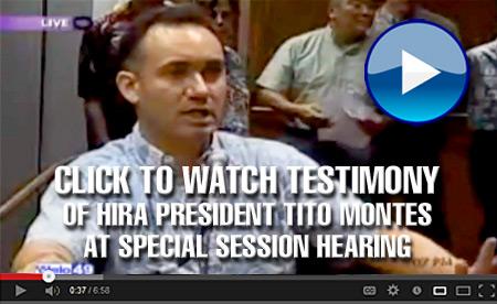 Tito Montes SSM Testimony